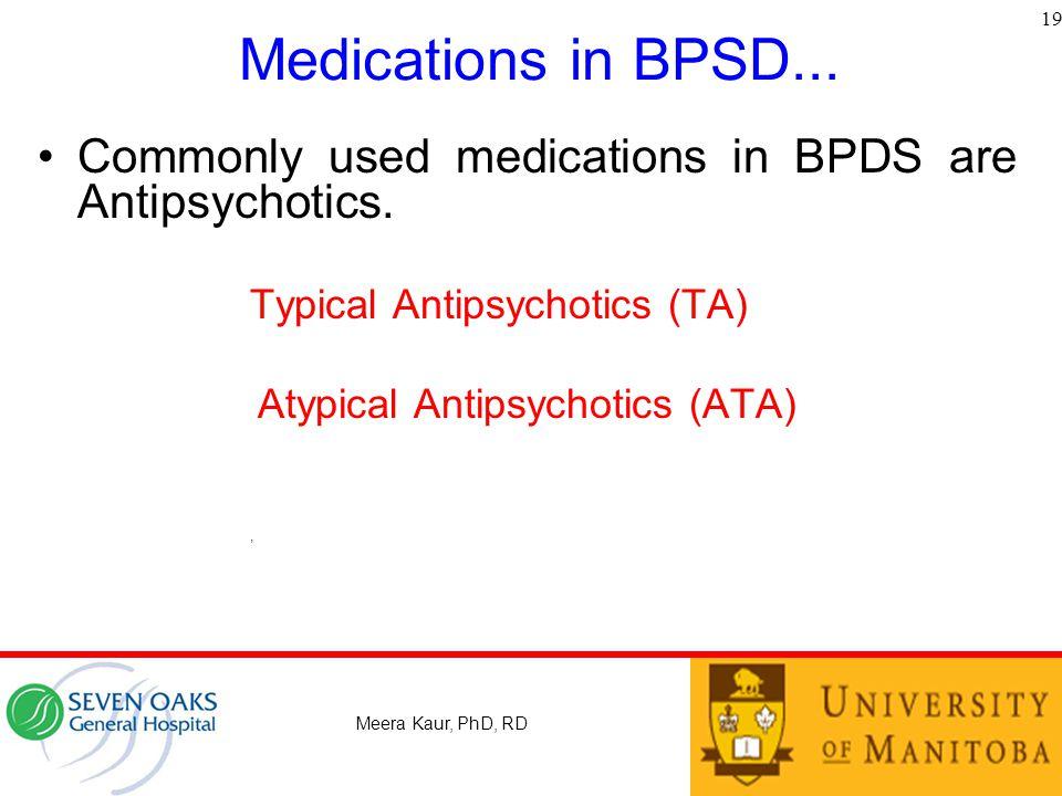 Atypical Antipsychotics (ATA)