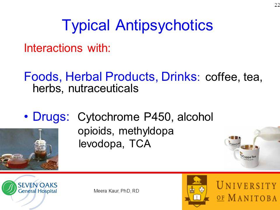 Typical Antipsychotics
