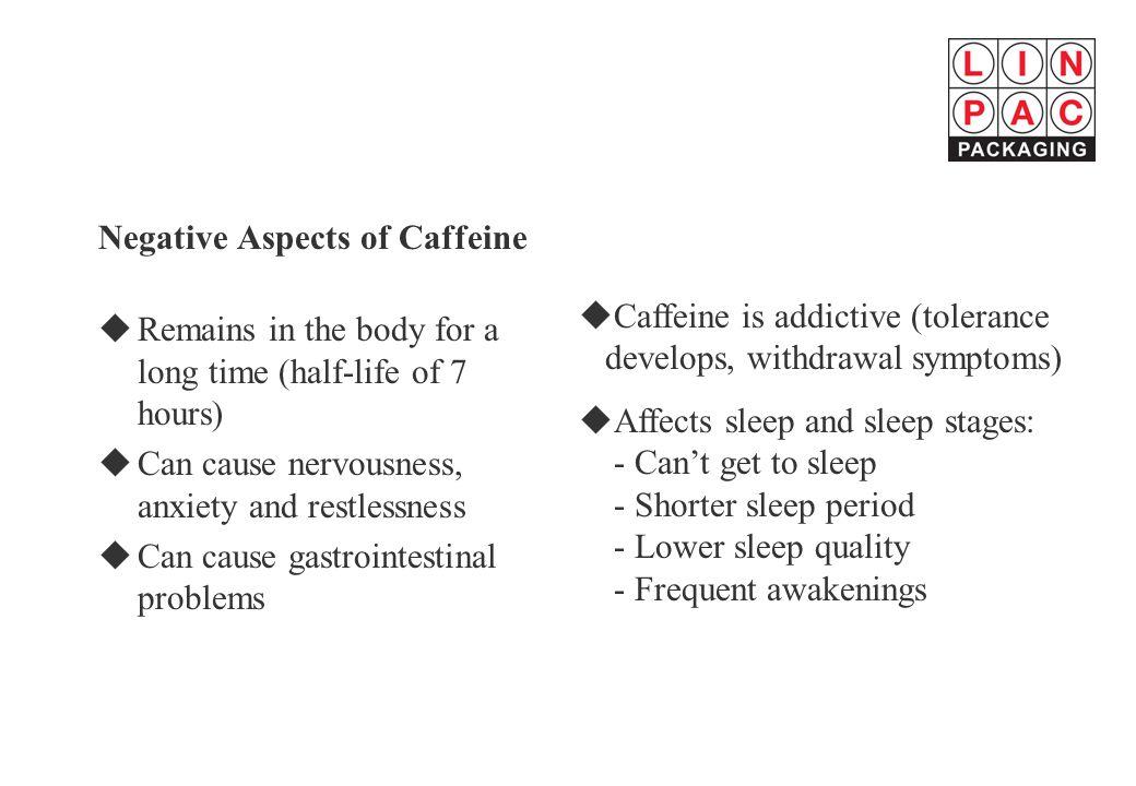 Negative Aspects of Caffeine
