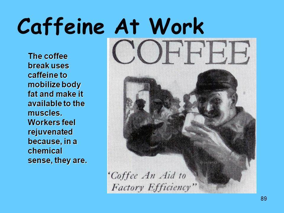 Caffeine At Work