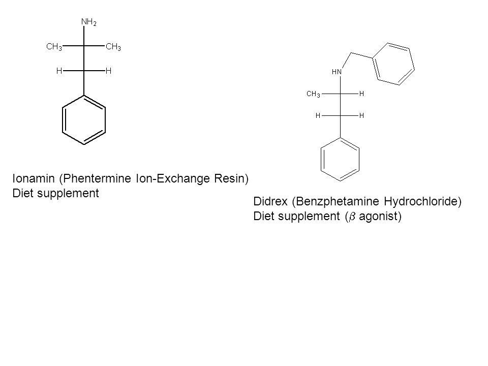Ionamin (Phentermine Ion-Exchange Resin)