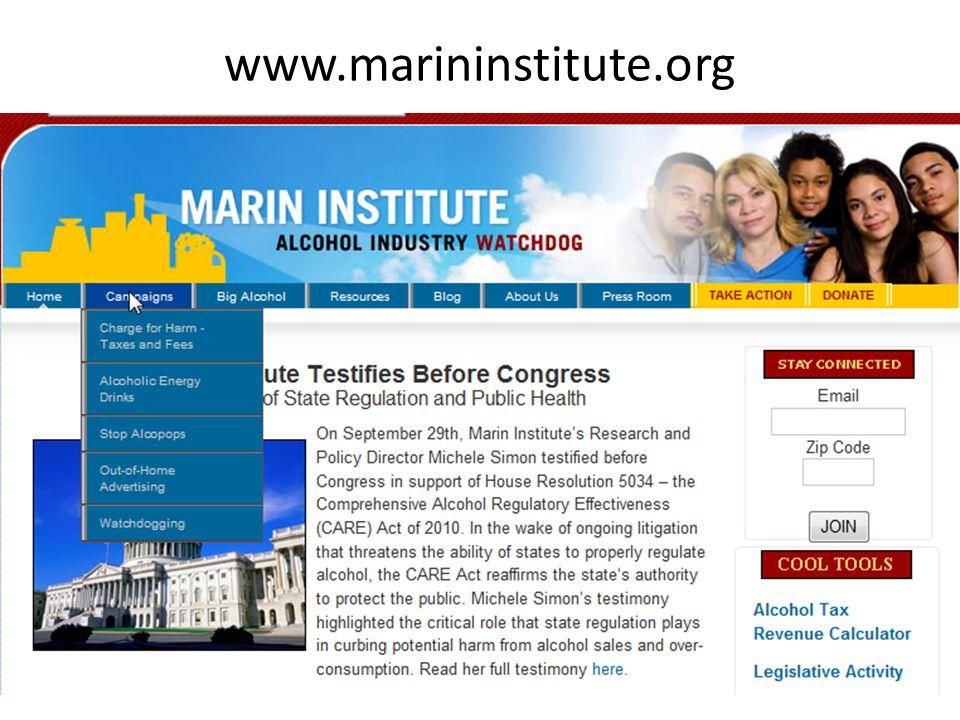 www.marininstitute.org