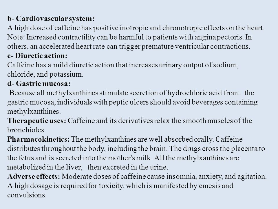 b- Cardiovascular system:
