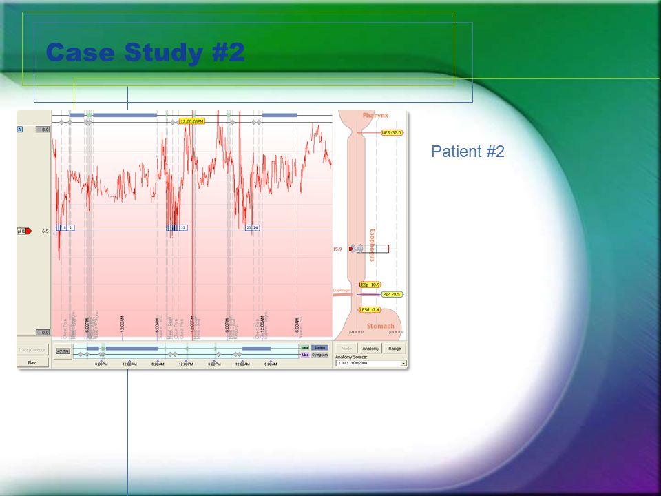 Case Study #2 Patient #2