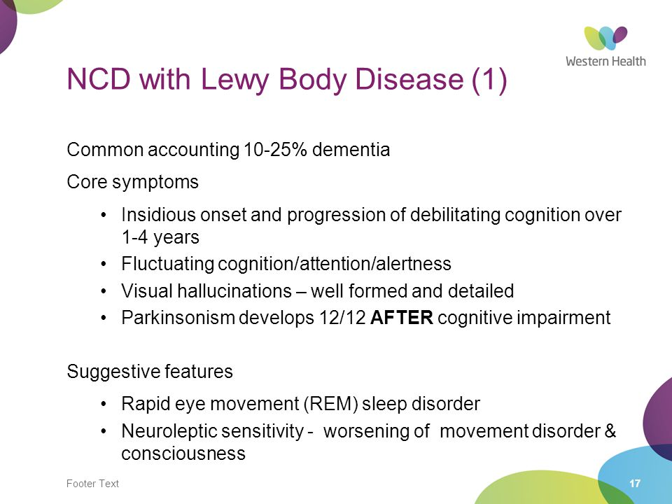 NCD with Lewy Body Disease (1)