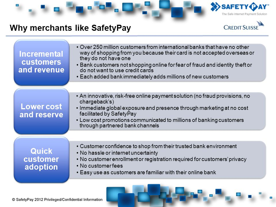 Incremental customers and revenue Quick customer adoption