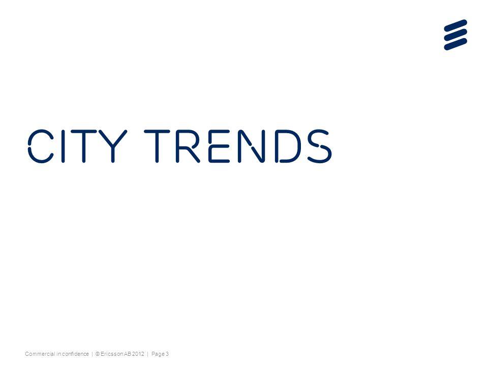 City trends 4/15/2017 Ericsson AB 2012