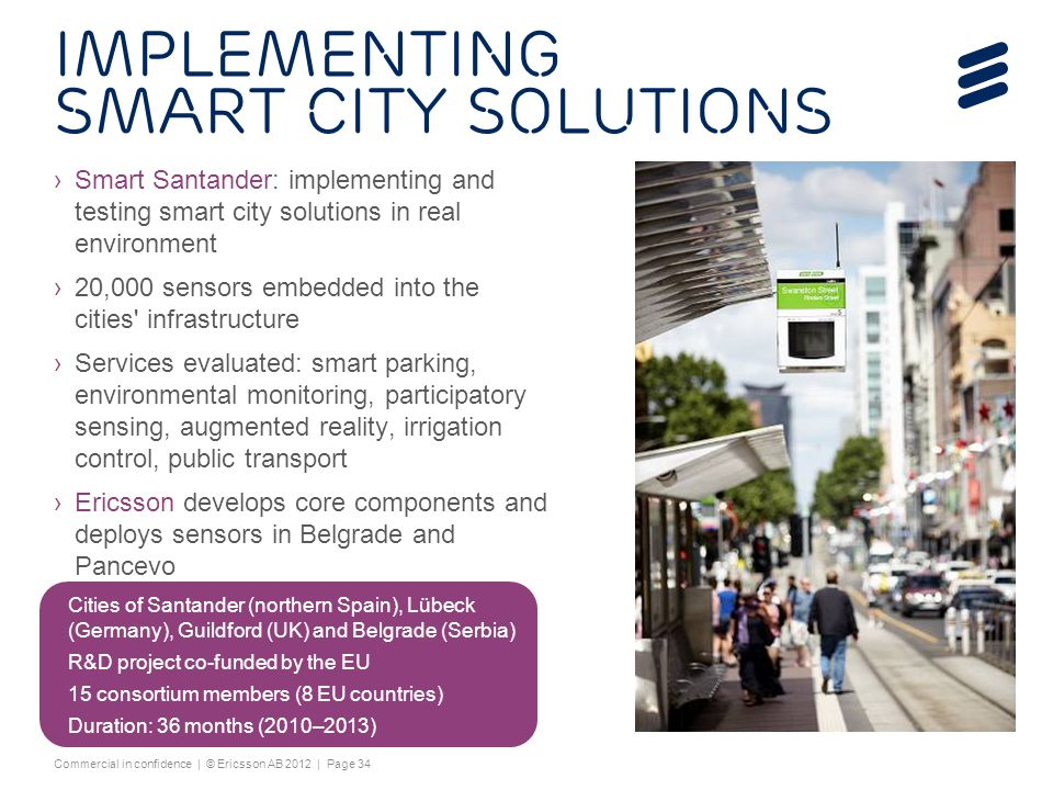 implementing smart city solutions