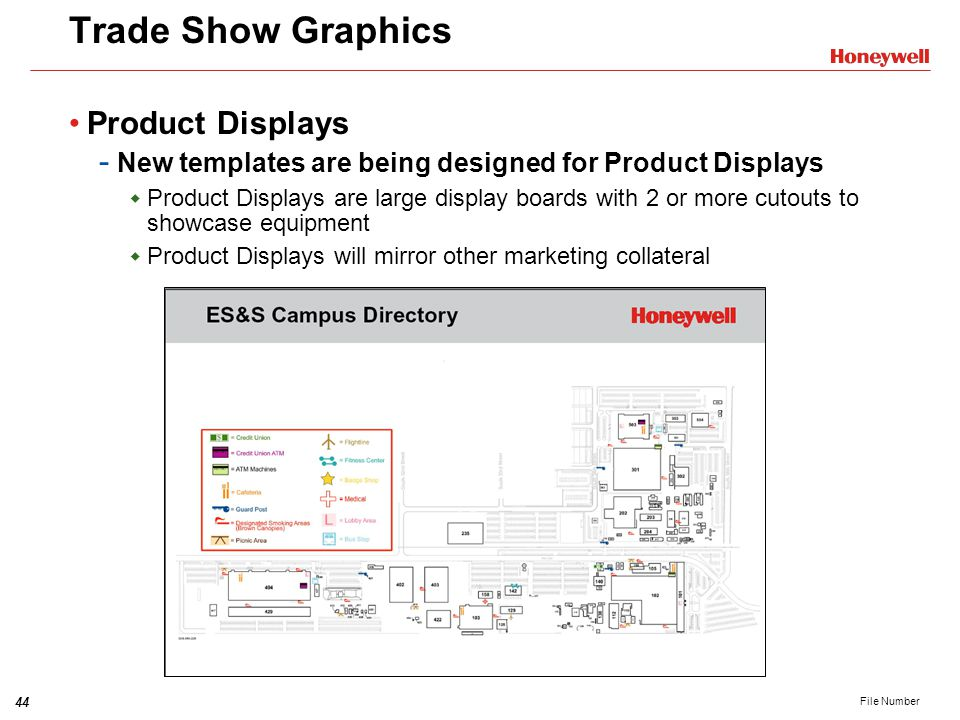 Trade Show Graphics Product Displays