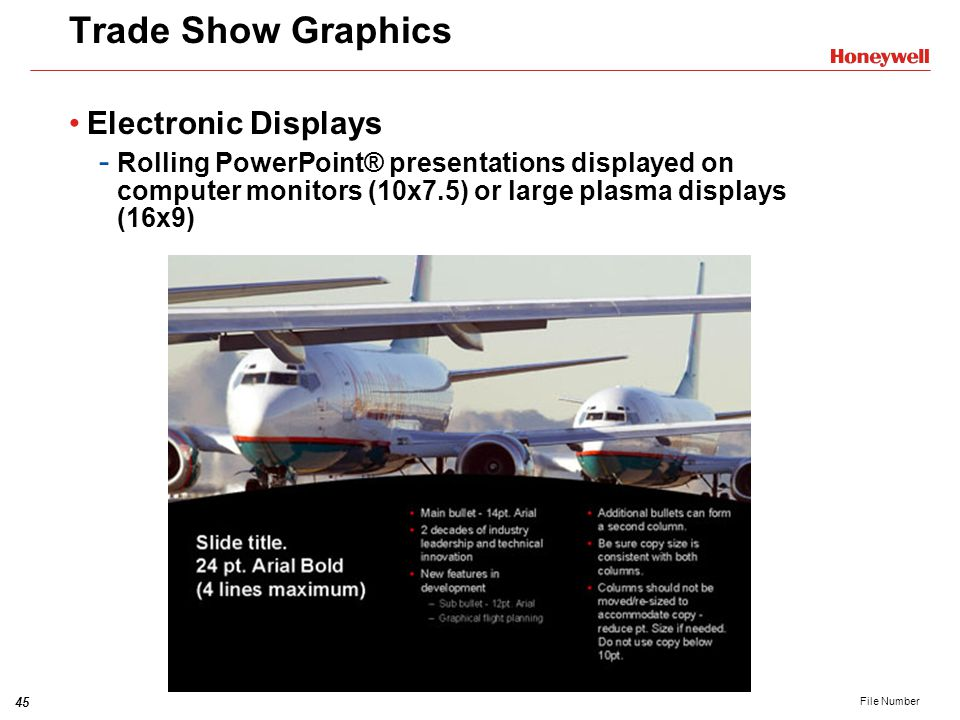 Trade Show Graphics Electronic Displays
