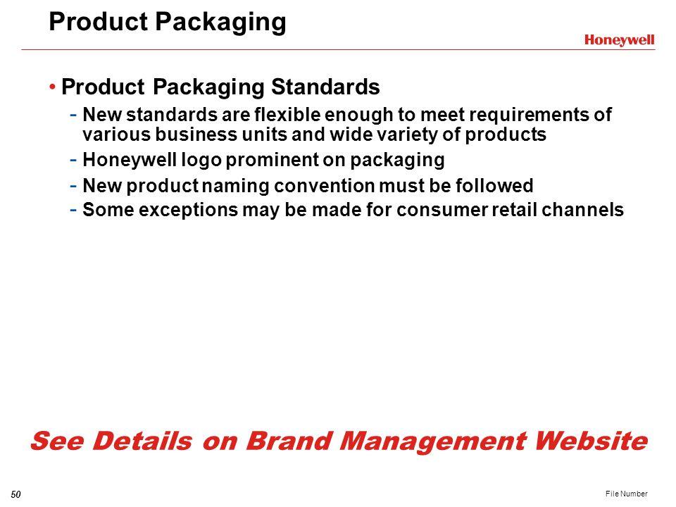See Details on Brand Management Website