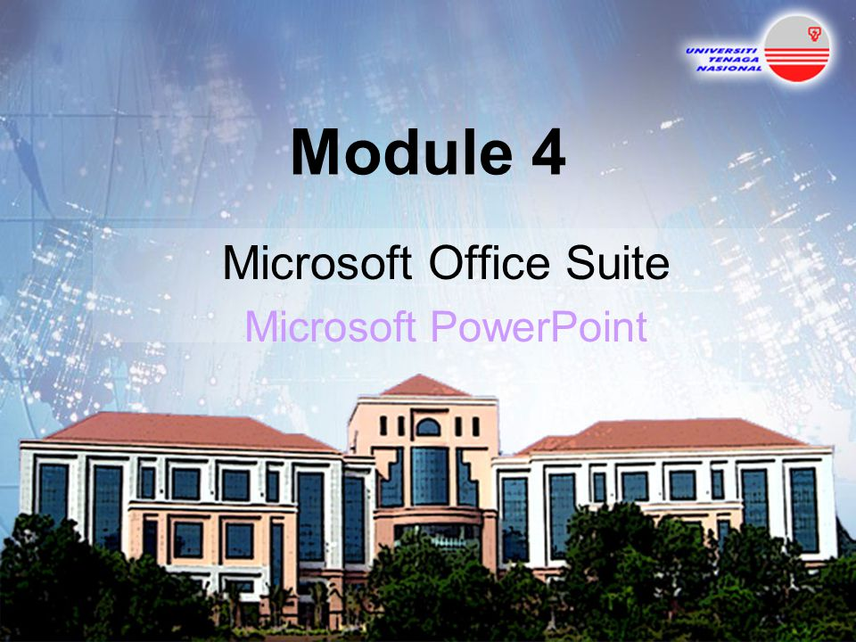Microsoft Office Suite Microsoft PowerPoint