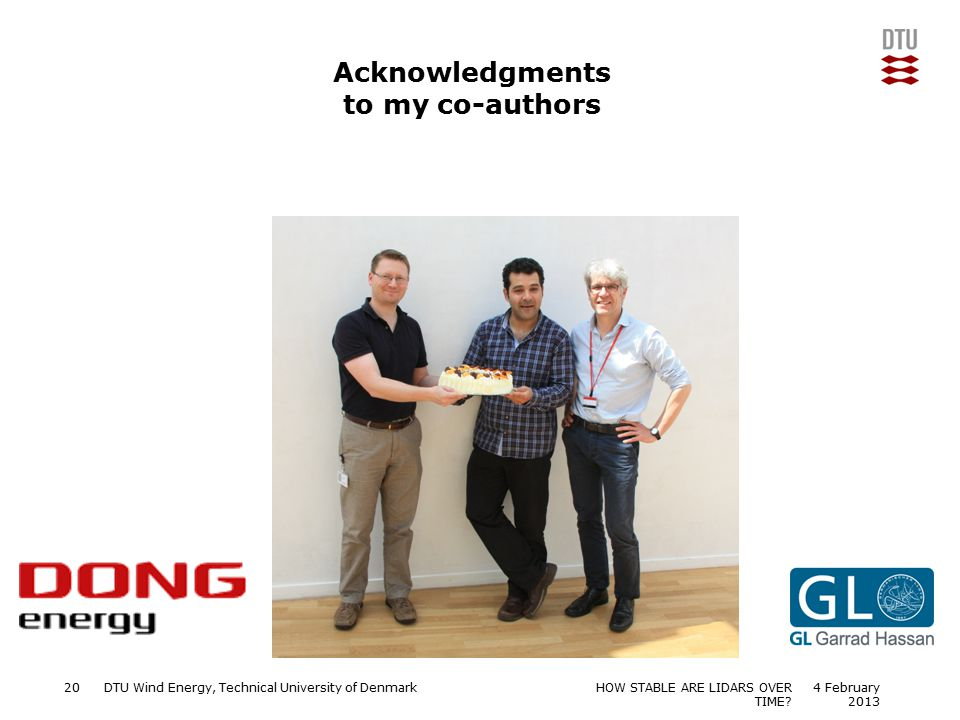 Acknowledgments to my co-authors