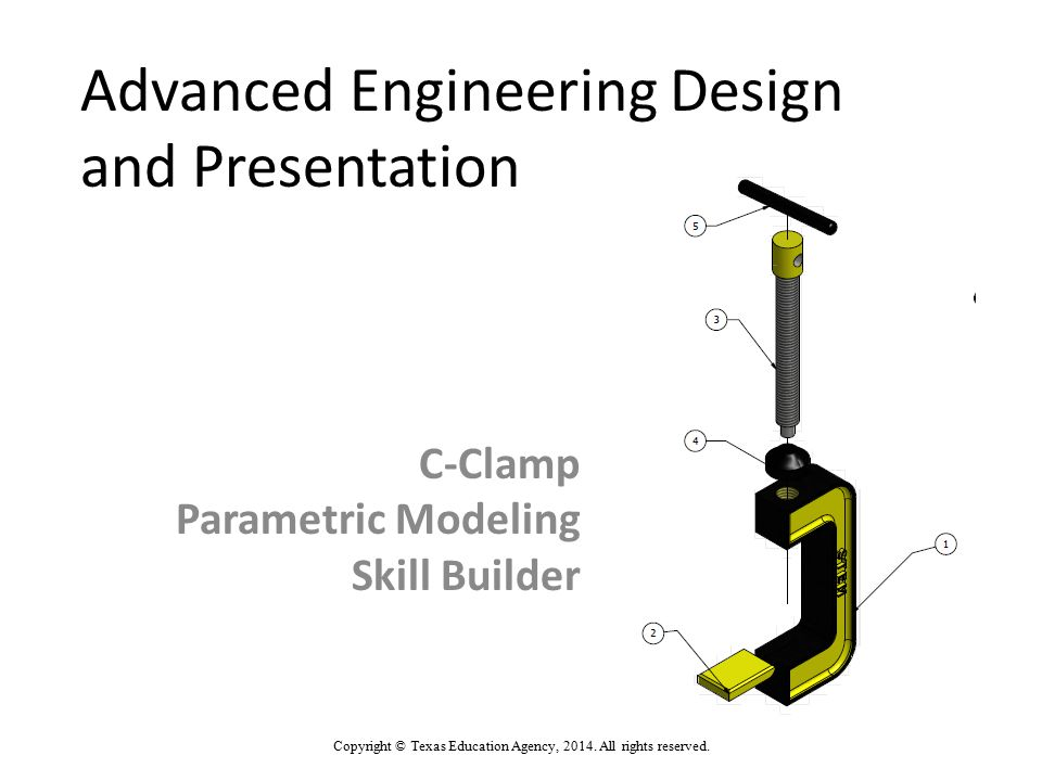 Advanced Engineering Design and Presentation