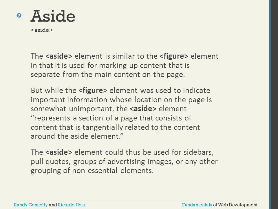 Aside <aside>