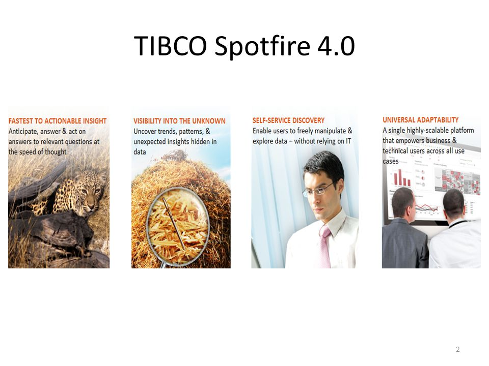 TIBCO Spotfire 4.0