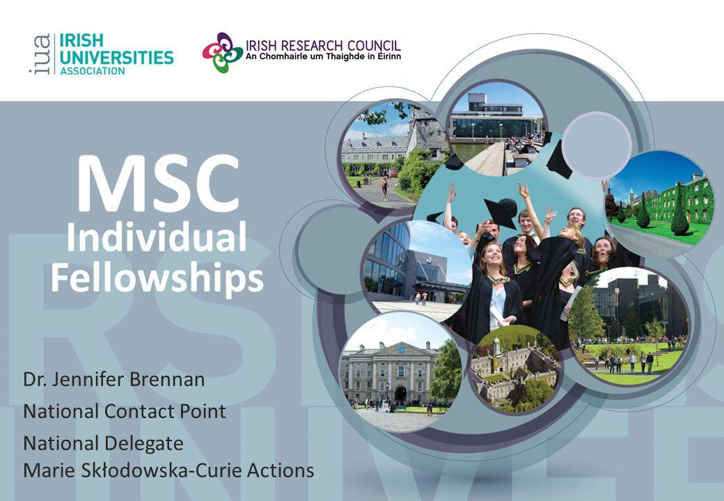 MSC Individual Fellowships