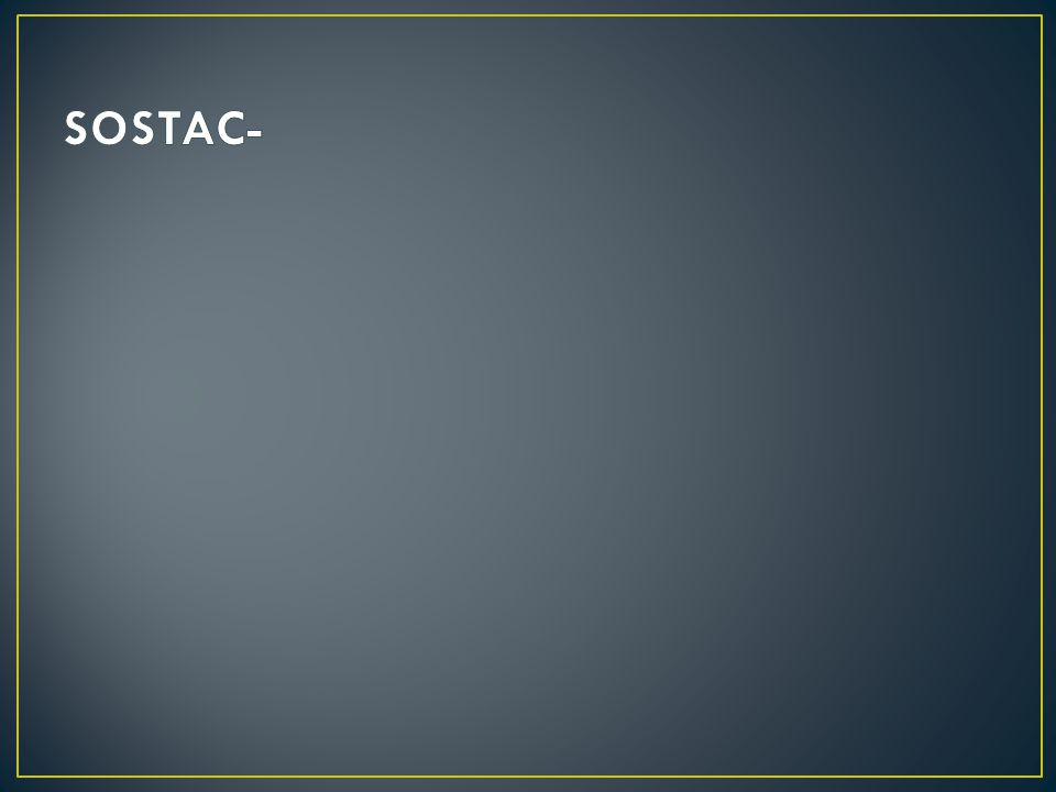 SOSTAC-