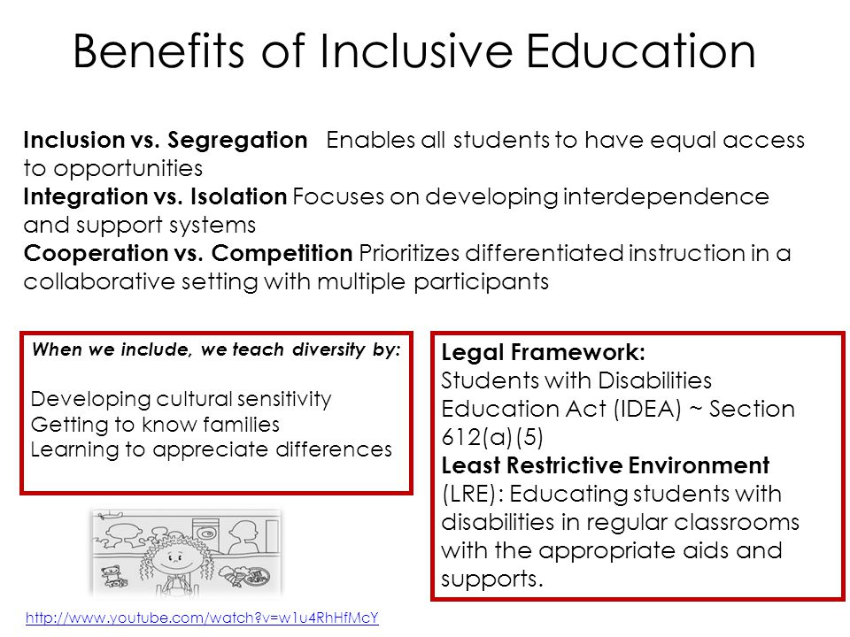 What Are the Outcomes for Nondisabled Students?