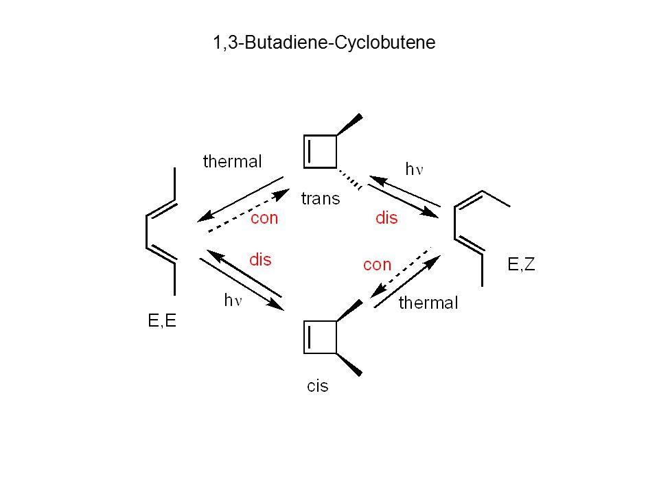 Butadiene-Cyclobutene