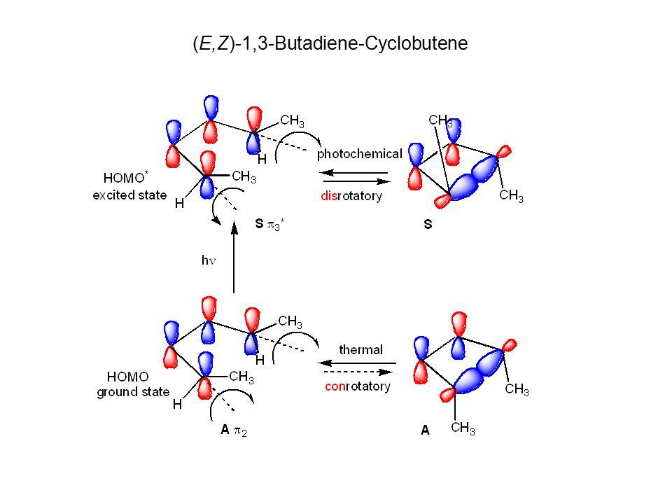(E,Z)-Butadiene-Cyclobutene