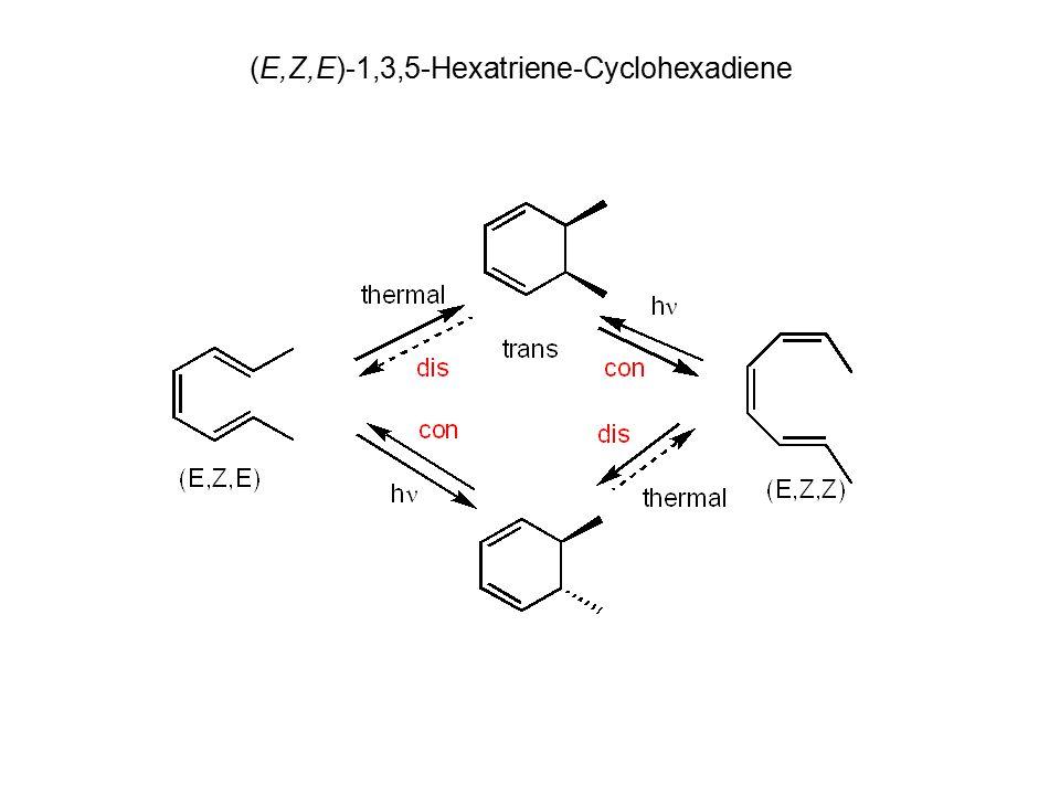 (E,Z,E)-Hexatriene-Cyclohexadiene
