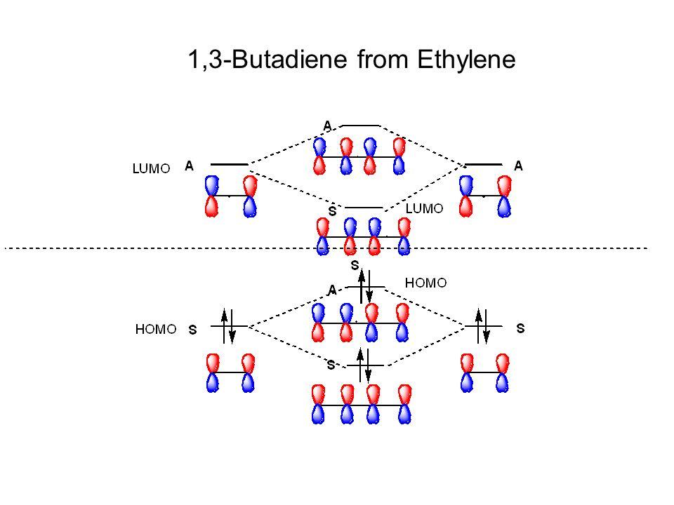 1,3-Butadiene from Ethylene