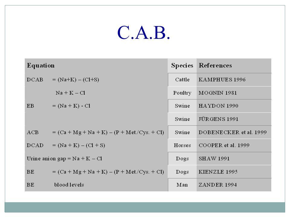 C.A.B.