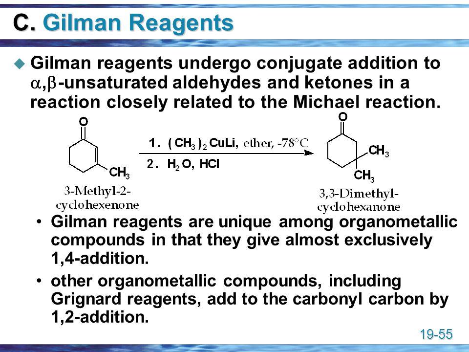 C. Gilman Reagents