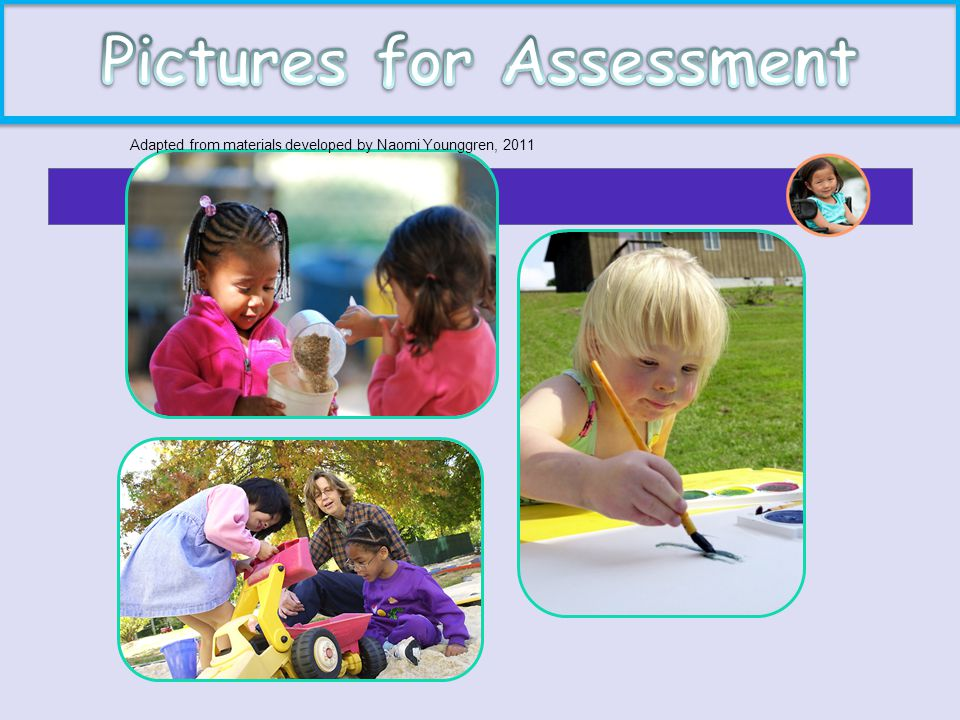 Pictures for Assessment