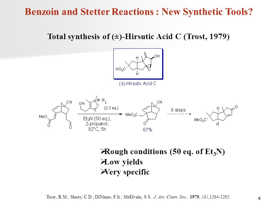 Benzoin and Stetter Reactions : New Synthetic Tools