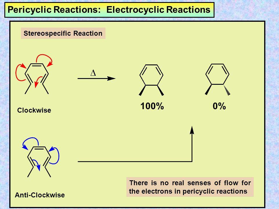 Pericyclic Reactions: Electrocyclic Reactions