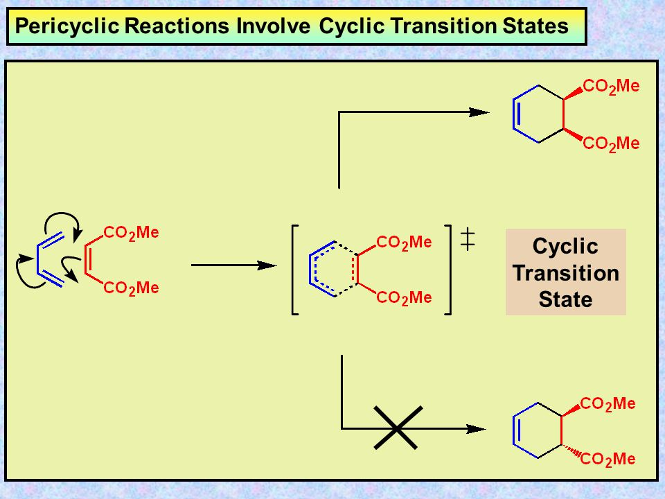 Cyclic Transition State