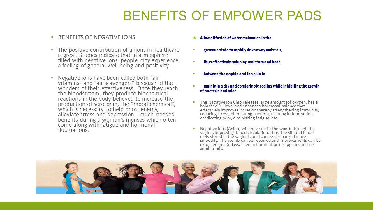 Benefits of empower pads