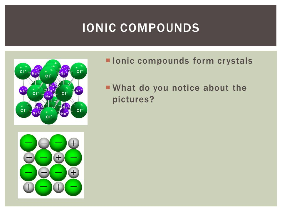 Draw a picture of an ionic bond for salt (NaCl) - ppt video online ...