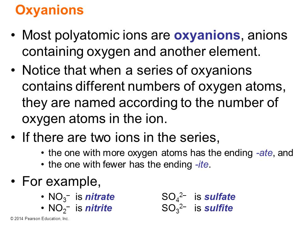 If there are two ions in the series,