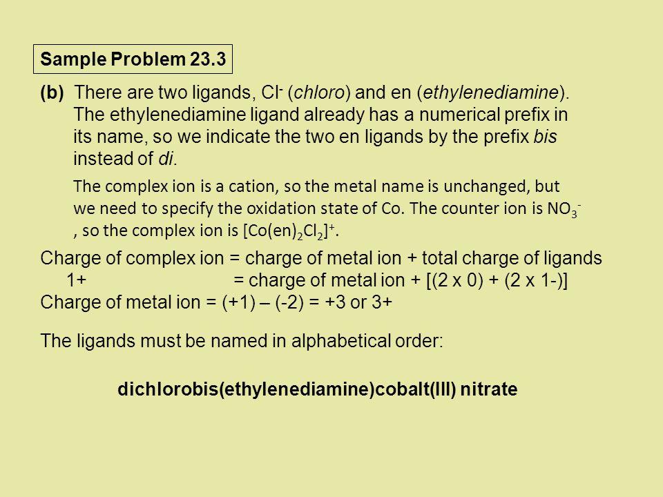 Sample Problem 23.3