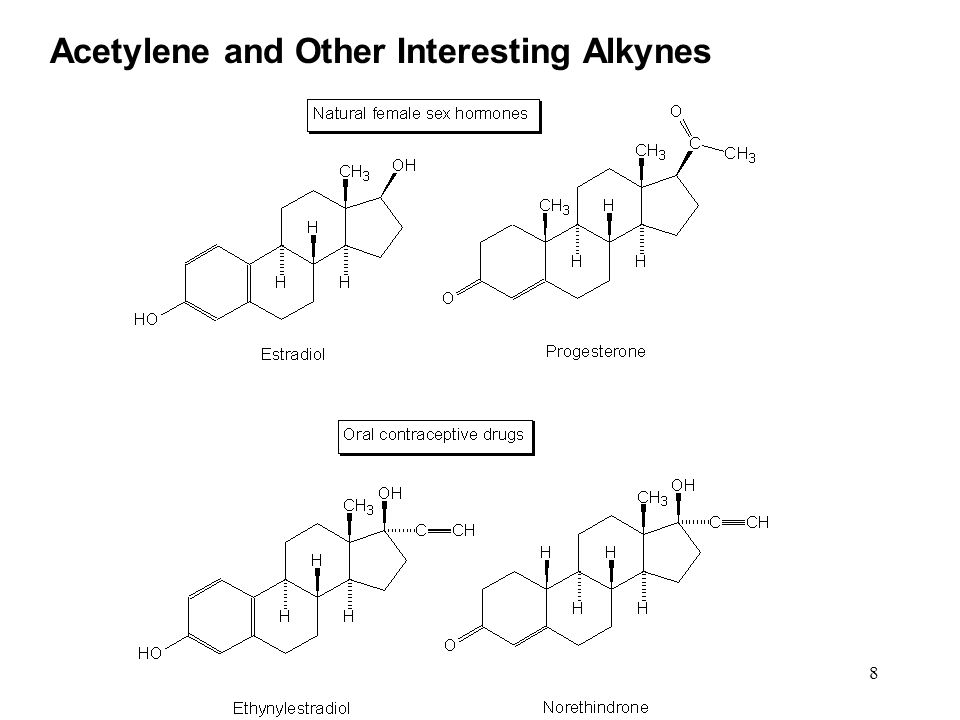 Acetylene and Other Interesting Alkynes