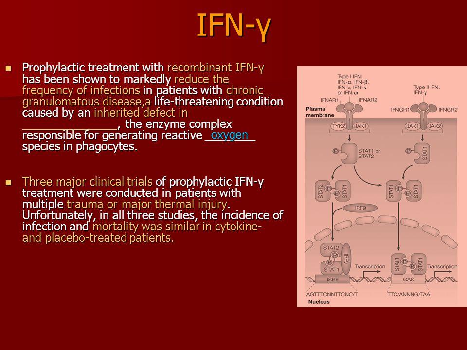 IFN-γ