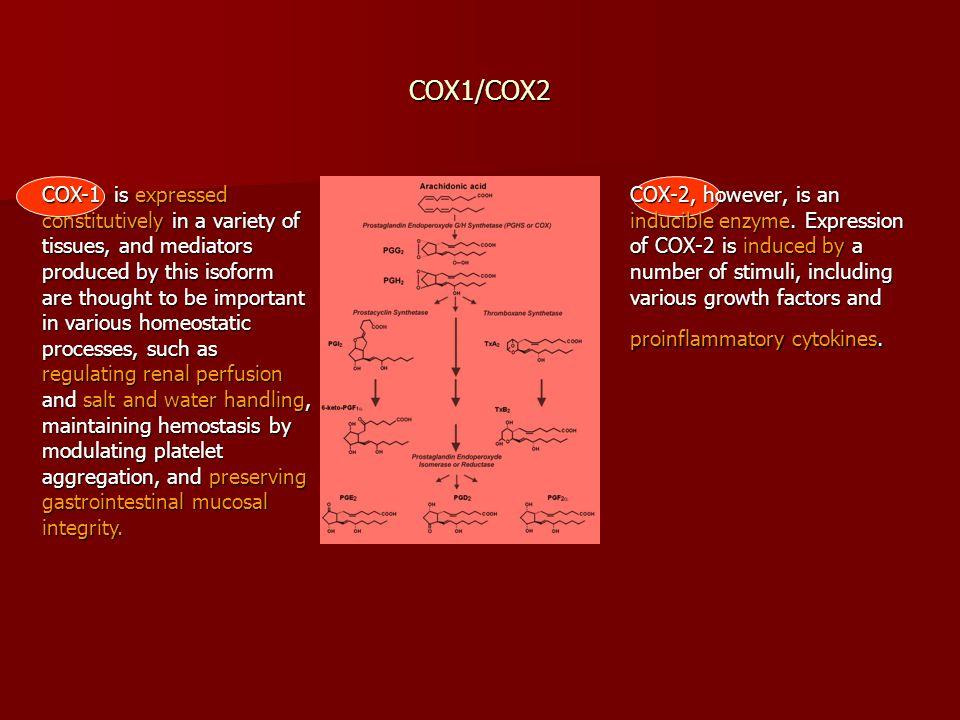 COX1/COX2
