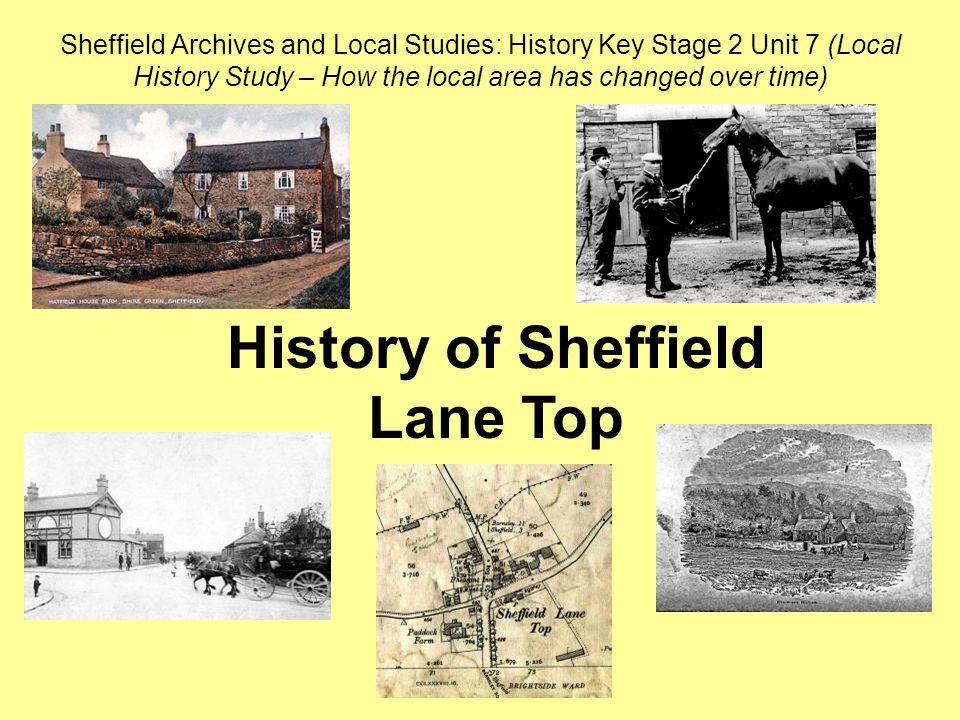 History of Sheffield Lane Top