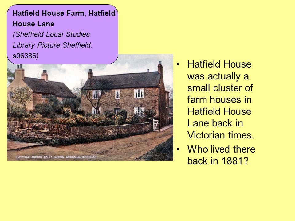 Hatfield House Farm, Hatfield