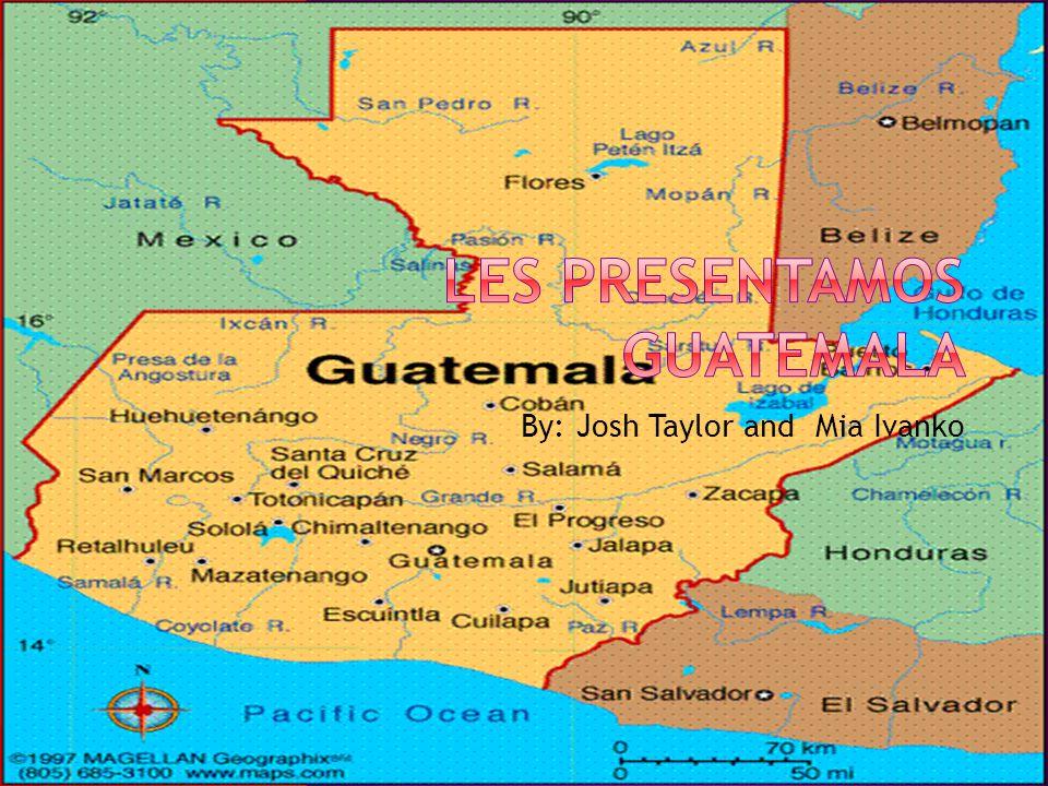 Les presentamos Guatemala