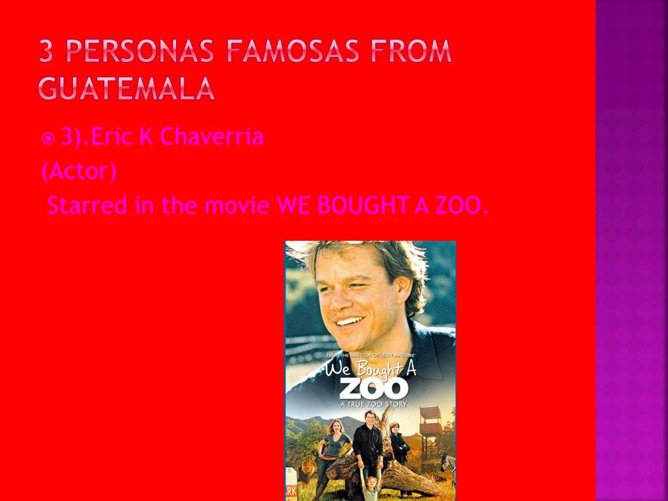 3 personas famosas from guatemala