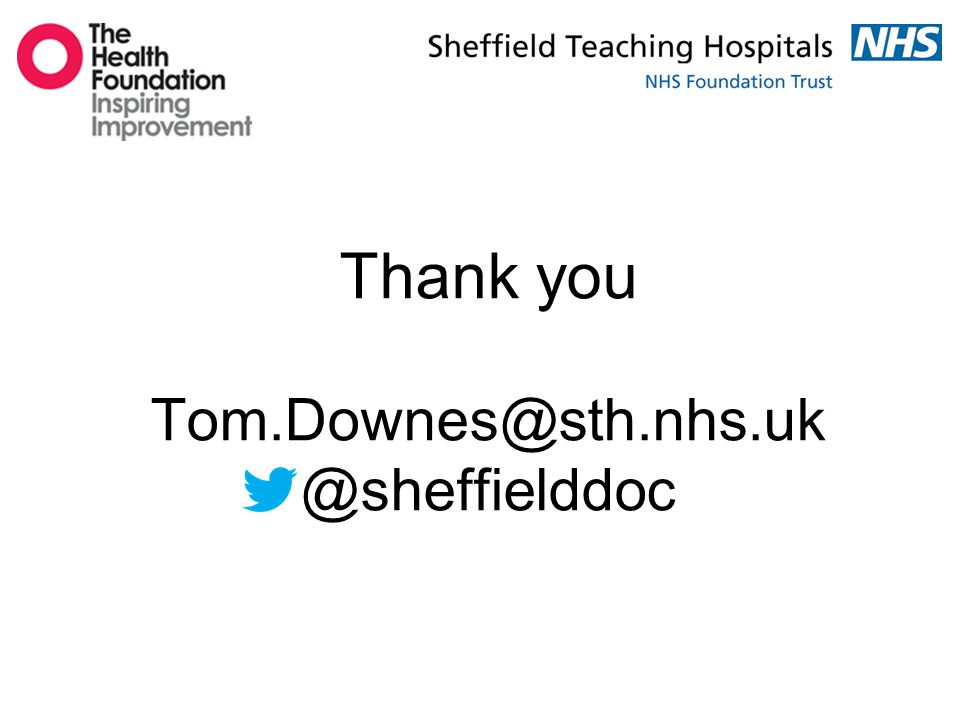 Thank you Tom.Downes@sth.nhs.uk @sheffielddoc