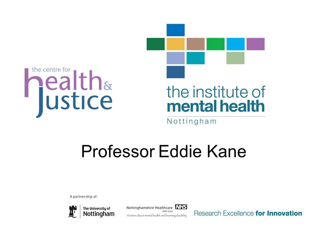 Professor Eddie Kane
