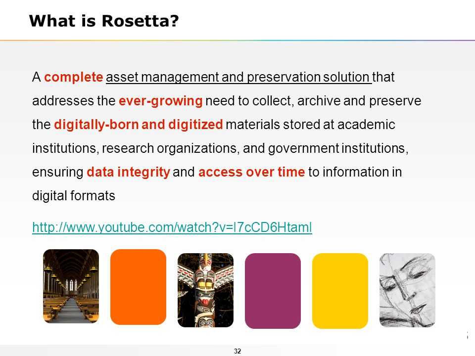 What is Rosetta