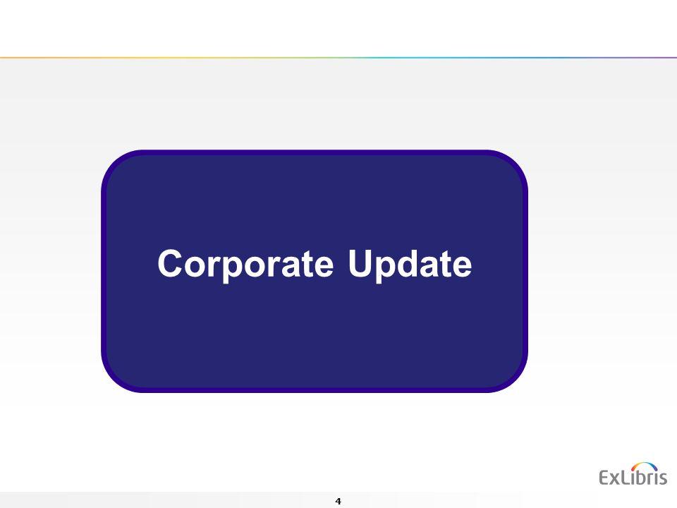 Corporate Update
