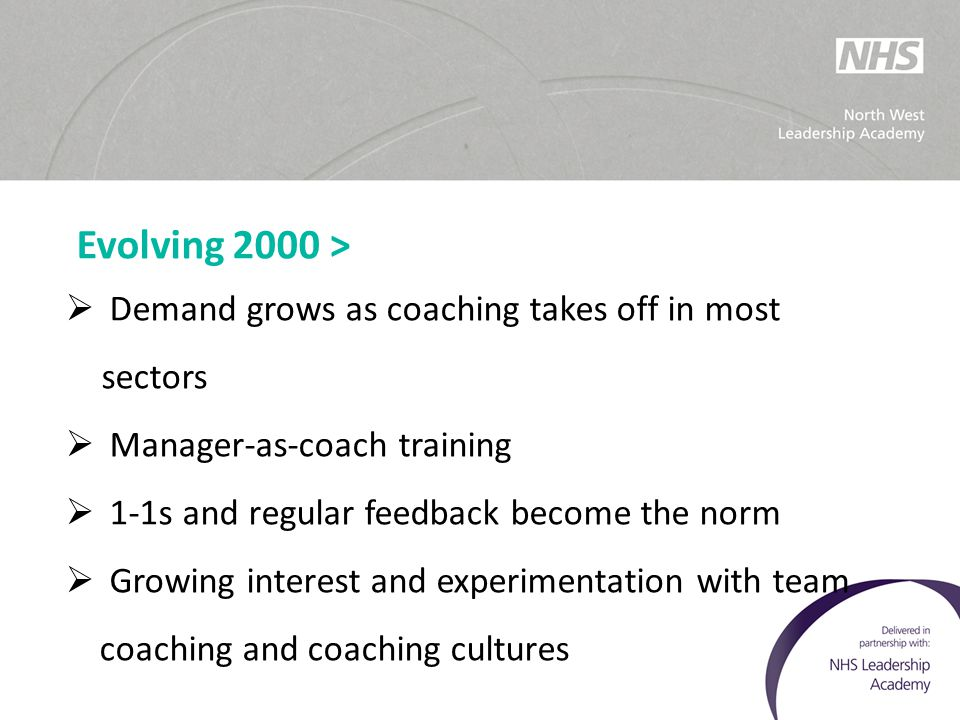 Demand grows as coaching takes off in most sectors