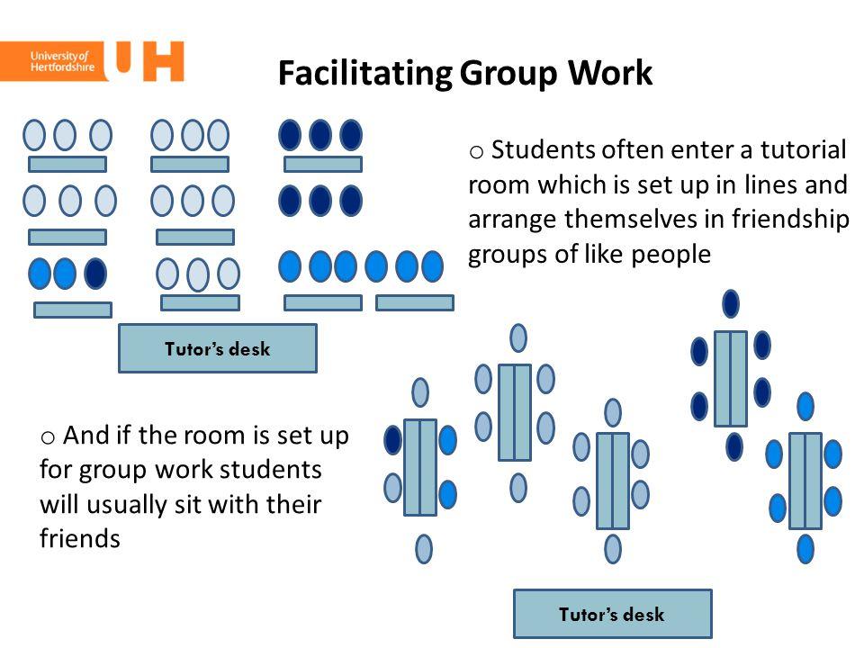 Facilitating Group Work